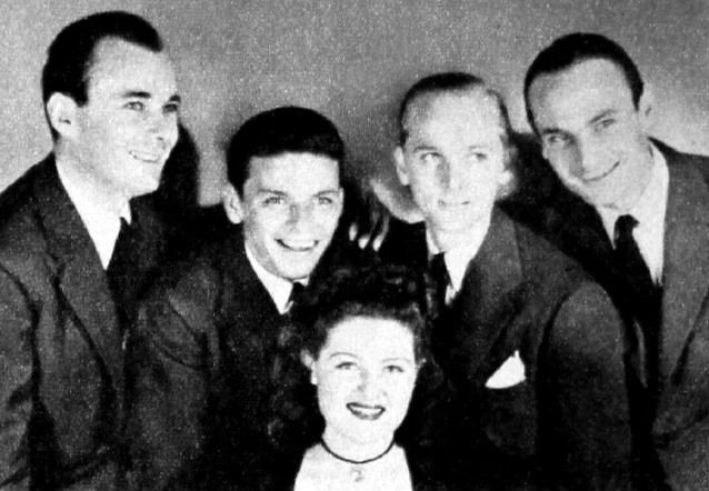 jo stafford, frank sinatra, john huddleston, chuck lowry, clark yocum, 1929, american singers, vocal groups, hall of fame, pied pipers, 1940s hit songs, ill never smile again, the trolley song, there are such things,