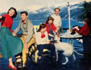 stan jones, songwriter, ghost riders in the sky, actor, classic movie stars, 1951, robert mitchum, actress, margaret sheridan, lake tahoe