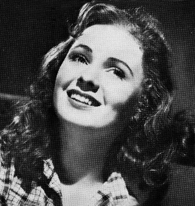 doris davenport, 1940, american actress, movie stars, 1940s films, the westerner, western movies,