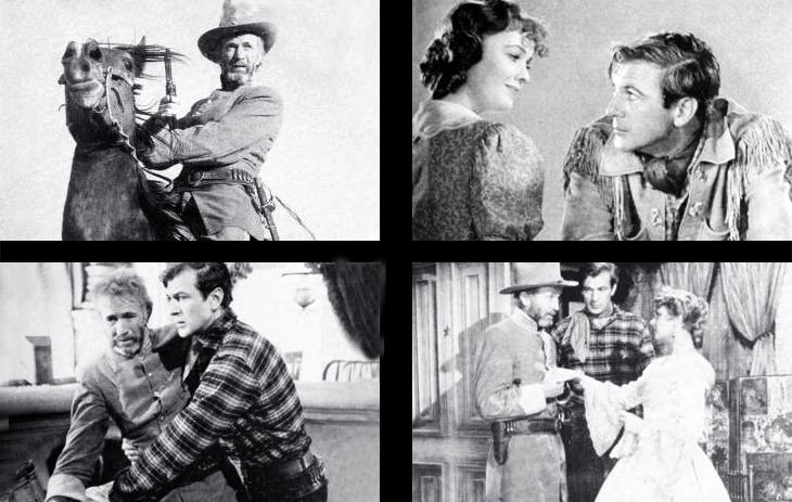 gary cooper, doris davenport, walter brennan, 1940, american actors, movie stars, 1940s films, the westerner, western movies, academy awards, oscars