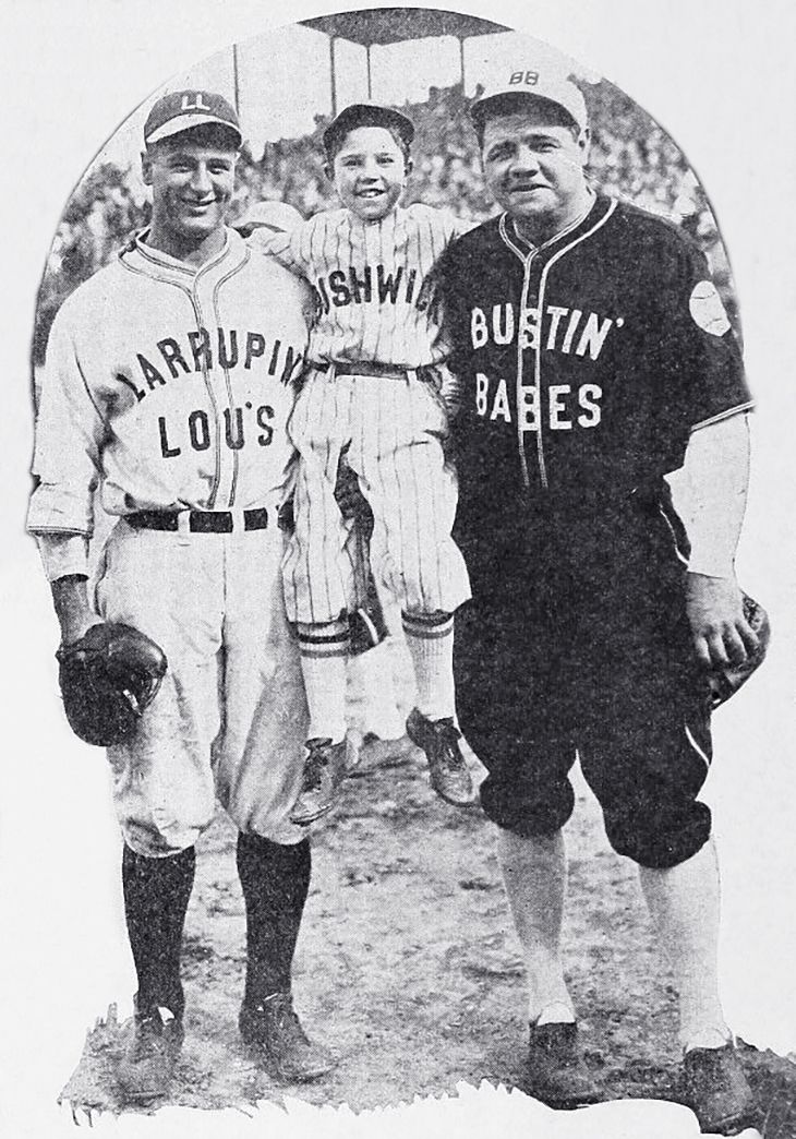 lou gehrig, babe ruth, 1923, new york yankees, american baseball players, mlb, murders row