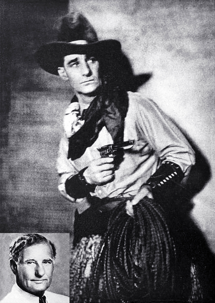 fred stone, american actor, 1919, 1936, silent film star, classic movies, westerns, the westerner, the goat