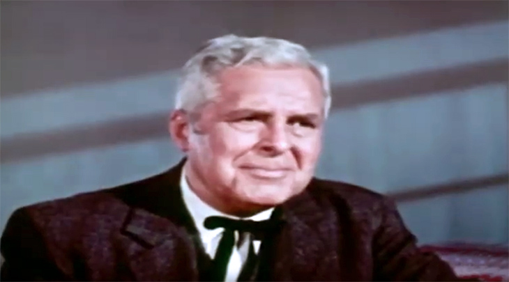 john hamilton, 1953, american actor, classic tv, television series, the cisco kid, the adventures of superman, perry white