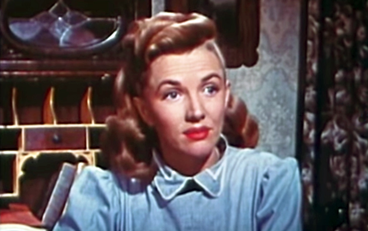 phyllis coates, 1951, american actress, classic tv shows, the cisco kid, 1950s television series, tv westerns