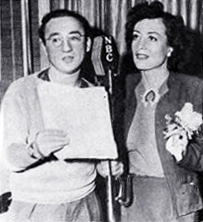 arch oboler, golden age of radio, american director, writer, producer, 1940s radio programs, everymans theater, actresses, movie stars, joan crawford, dramatic radio shows