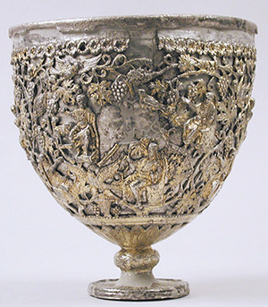 antioch chalice, silver cup, the holy grail, the last supper, the silver chalice,