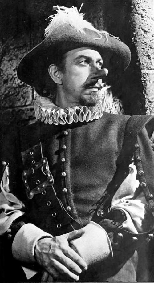 1950 movies, cyrano de bergerac, puerto rican actor, american actors, jose ferrer, academy awards, best actor, oscar, historical films, sword fights,