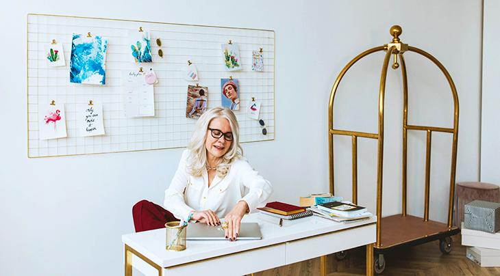 home designing, retirement, dream home, retirees, lifestyle, older adult, senior woman,