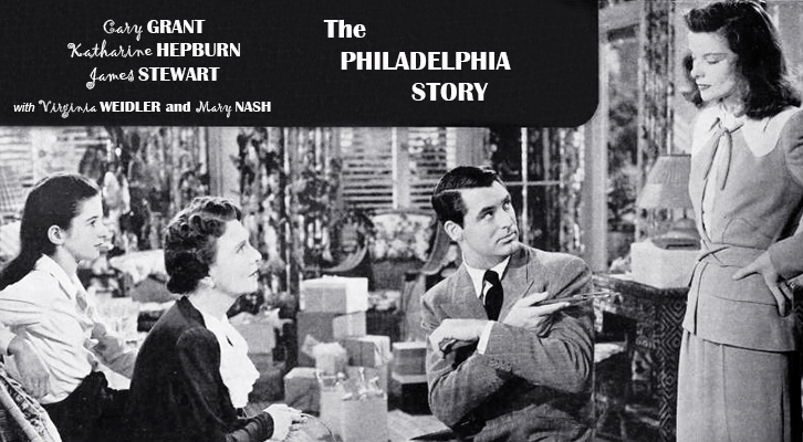 1940, classic movies, the philadelphia story, american actors, actress, katharine hepburn, mary nash, virginia weidler, film stars, cary grant, romantic comedy movie