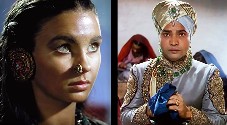 1947 movie, classic films, black narcissus, british actress, film star, jean simmons, indian actor, sabu
