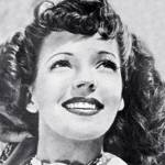 anne gwynne birthday, born december 10th, american actress, tv shows, public prosecutor, 1940s, movies, moon over las vegas, murder in the blue room, the ghost goes wild, i ring doorbells, the glass alibi, the enchanted valley, the black cat, ride em cowboy