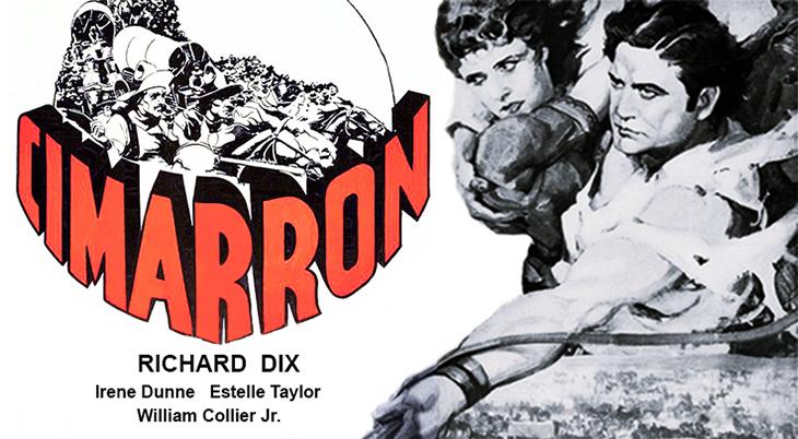 irene dunne, american actress, film star, richard dix, actor, classic movies, westerns, 1931, cimarron