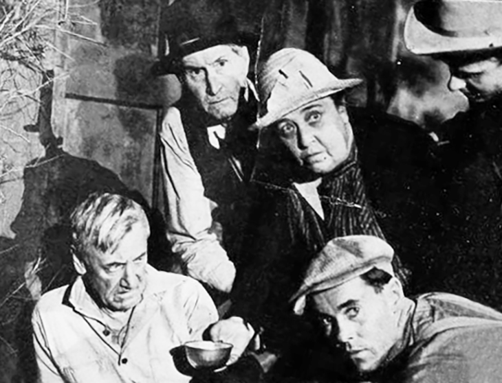 1940 movies, the grapes of wrath, classic movies, american actors, film stars, henry fonda, russell simpson, charley grapewin, jane darwell, academy awards, best supporting actress, oscars, tom joad, grandpa joad, ma joad