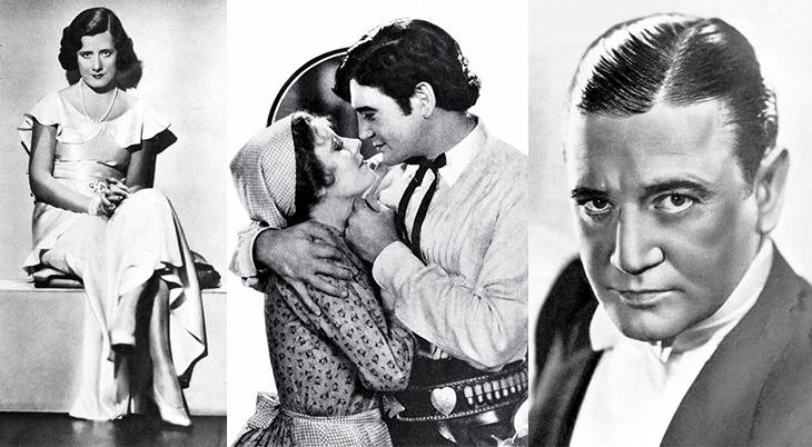 irene dunne, american actress, film star, richard dix, actor, classic movies, westerns, 1931, cimarron, 1932