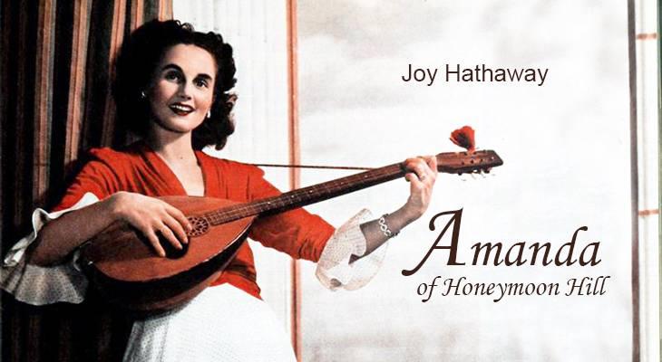joy hathaway meeker, canadian actress, wife of charles kenny, old time radio, 1940s radio programs, daytime radio serials, amanda of honeymoon hill, 1942,