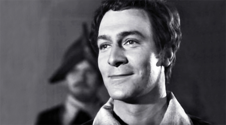 christopher plummer, canadian actor, stage, plays, hamlet at elsinore, movies, 1964, 1960s, film star