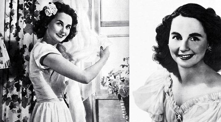 1940, february, radio, programs, vintage, old time, soap operas, serials, amanda of honeymoon hill, 1940s, canadian actress, joy hathaway, charity amanda dyke leighton,