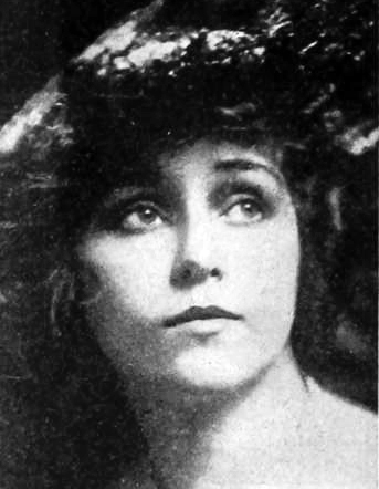 florence la badie, american actress, silent films, silent movie star, 1917, the man without a country, when love ws blind, the fear of poverty, the fugitive, the five faults of flo, thanhouser actress,