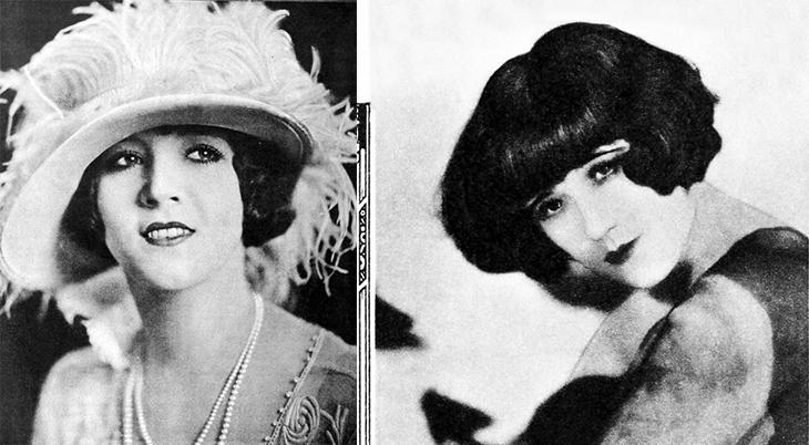 julanne johnston, margaret livingston, american actress, film stars, silent movies, 1924, hearst yacht, thomas ince affair,