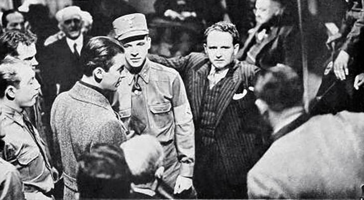 james stewart, american actor, dan dailey, movie stars, 1940, the mortal storm, world war ii films, nazi germany, anti nazi movies, classic movies, director, frank borzage,