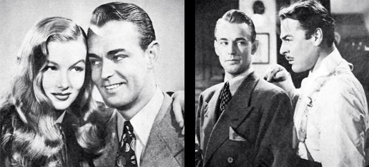 1942, movies, the glass key, films, dashiell hammett, novels, author, american actors, alan ladd, brian donlevy, actress, veronica lake, movie stars, 1940s