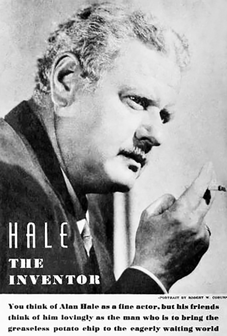 alan hale senior, famous, fathers, celebrity, dads, family, hollywood, fathers day, inventor, movie theater chairs, potato chip, director, american actor, film star, silent movies, the americano, east lynne, film stars, actors, classic movies, robin hood,