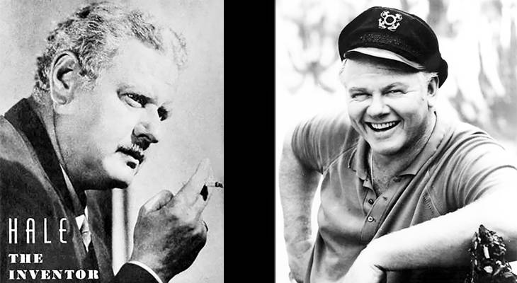 alan hale senior, famous, fathers, celebrity, dads, family, alan hale jr, hollywood, fathers day, inventor, movie theater chairs, director, american actors, film stars, silent movies, robin hood, tv shows, gilligans island, westerns, classic films, springfield rifle