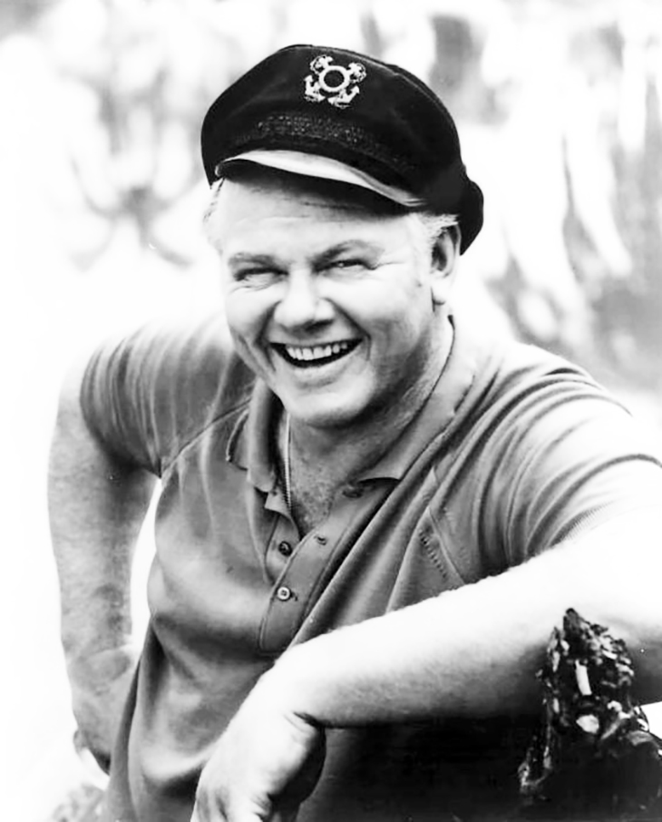 alan hale jr, famous sons, alan hale senior son, american actors, film stars, classic movies, riders in the sky, springfield rifle, destry, westerns, tv shows, biff baker usa, casey ones, gilligans island, the skipper