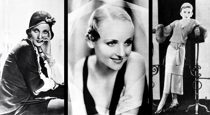 carole lombard, american actress, film star, 1931, 1930s, classic films, man of the world, ladies man, gentleman of the streets, the arizona kid, i take this woman, up pops the devil, it pays to advertise, fast and loose