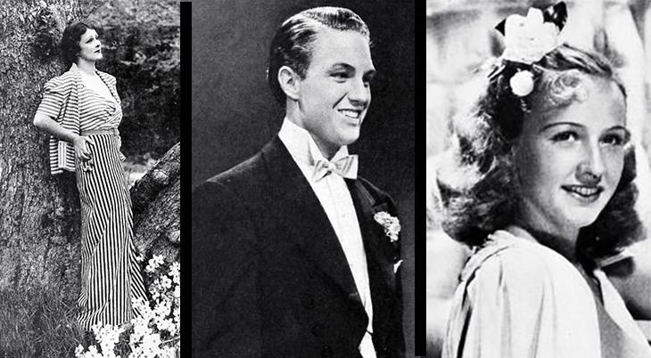 robert stack, american actor, actresses, irene rich, bonita granville, movie stars, 1940, the mortal storm, world war ii, films, nazi germany, anti nazi movies, classic movies,