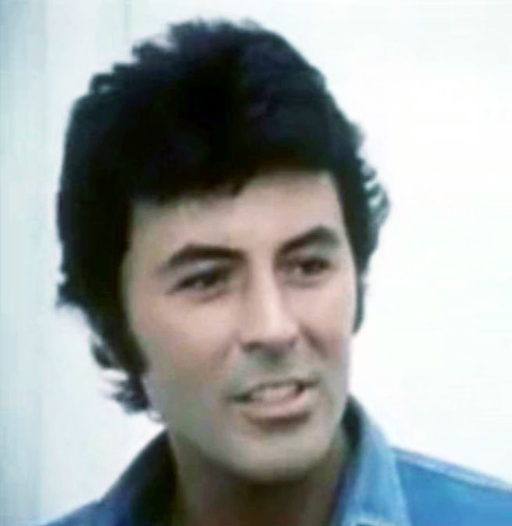 james darren, american singer, actor, 1971, 1970s movies, film star, mooch goes to hollywood, comedy films, family movies, dog films
