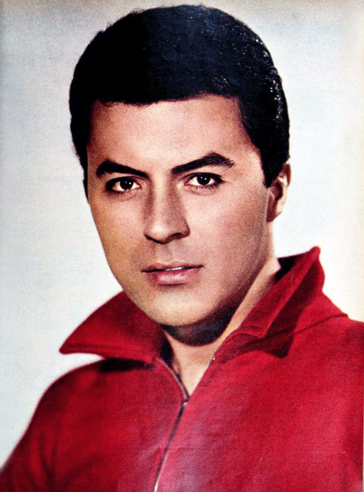 james darren, american actor, singer, james ercolani, film star, 1961, 1960s movies, gidget films, the guns of navarone, the gene krupa story, all the young men, let no man write my epitaph, hit songs, under the yum yum tree,