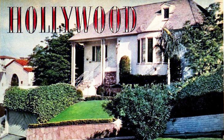 jo stafford, american singer, westwood, home, california,1948, 1940s,