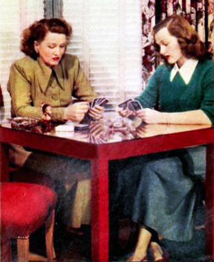 jo stafford, american singer, westwood, home, california, christine stafford, stafford sisters, 1948, 1940s,