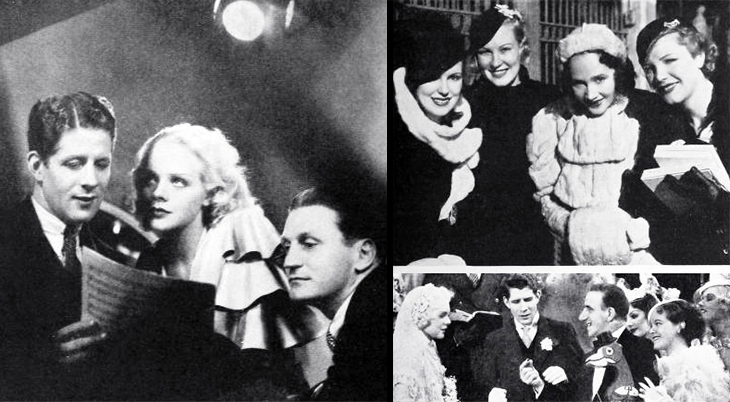 george whites scandals, musicals, movies, 1934, actors, singer, rudy vallee, actress, alice faye, director, thornton freeland, comedian, jimmy durante, dancers, hilda knight, lois eckhardt, peggy Mosely, eunice coleman, dixie dunbar