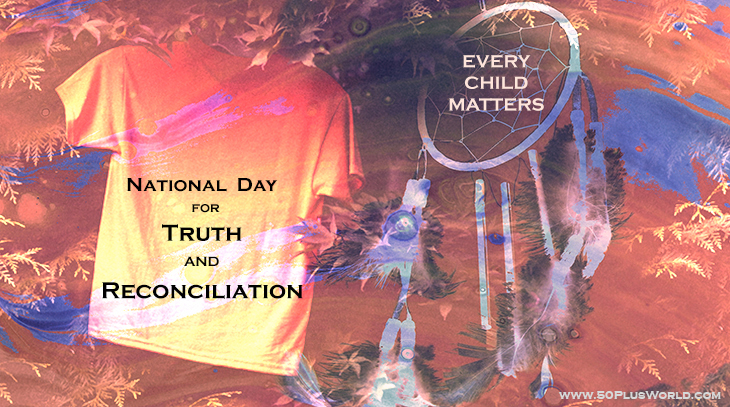 canada, national day, truth and reconciliation, orange shirt day, statutory holiday, every child matters, canadian residential schools, residential school survivors, native canadians, lost children, indian children, indigenous, orange, blue, brown, dreamcatcher,