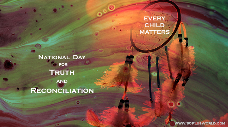 canada, national day, truth and reconciliation, orange shirt day, statutory holiday, every child matters, canadian residential schools, residential school survivors, native canadians, lost children, indian children, indigenous, every child matters, orange, green, red, dreamcatcher