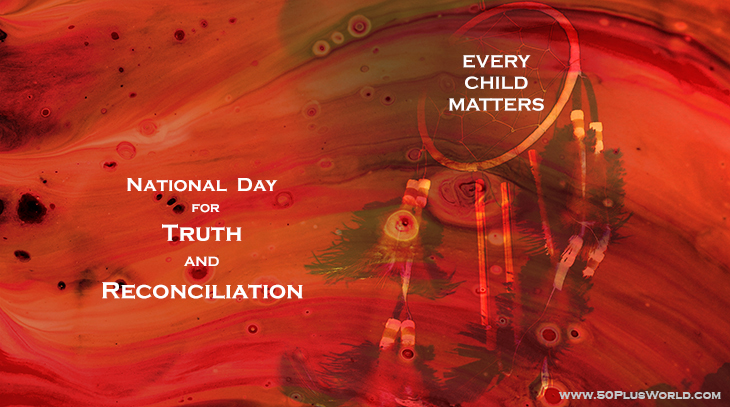 canada, national day, truth and reconciliation, orange shirt day, statutory holiday, every child matters, canadian residential schools, residential school survivors, native canadians, lost children, indian children, indigenou, red, oranges, dreamcatcher