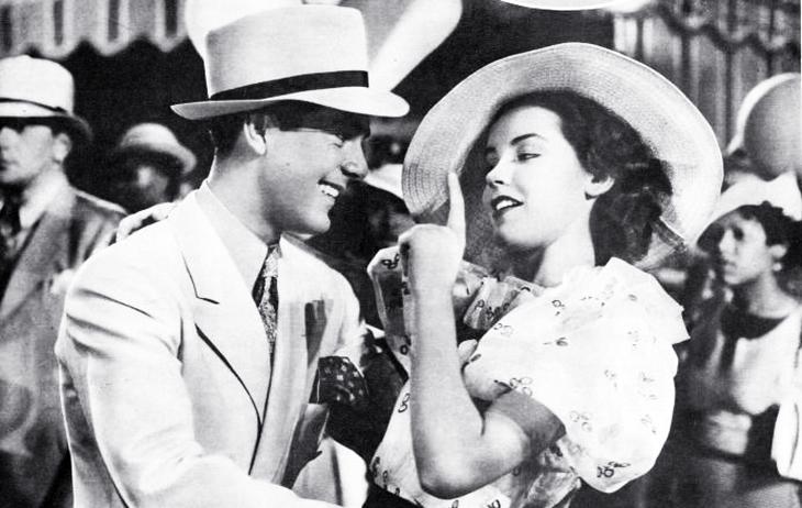 marsha hunt, american actress, actor, johnny downs, movie stars, classic films, the virginia judge, 1935 movies