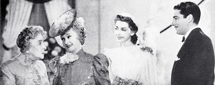 marsha hunt, american actress, film star, 1940s, movies, irene, may robson, billie burke, actor, alan marshal